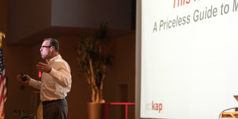 MasterCard's 'Priceless' campaign pitchman Kevin Allen